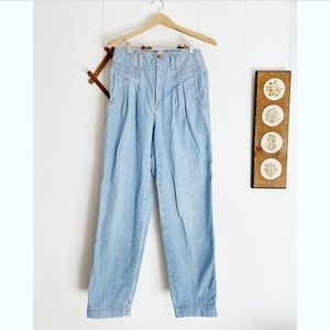 Ultra High Rise Vintage Mom Jeans